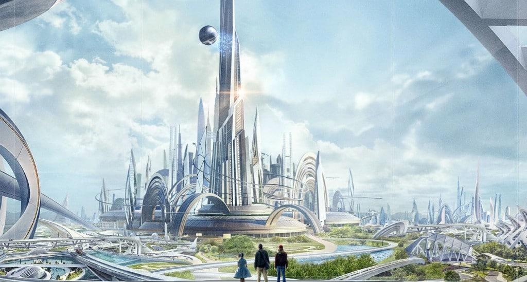 Sleek Future Utopia
