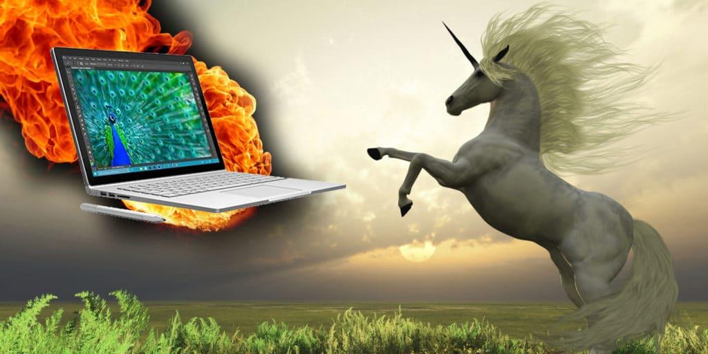 Surface Book: A Digital Illustrator's Best Friend
