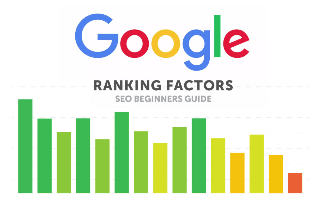 SEO Beginners Guide: Google Ranking Factors (Updated)
