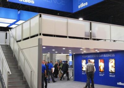 Tradeshow Messaging & Lead Generation – Stiles