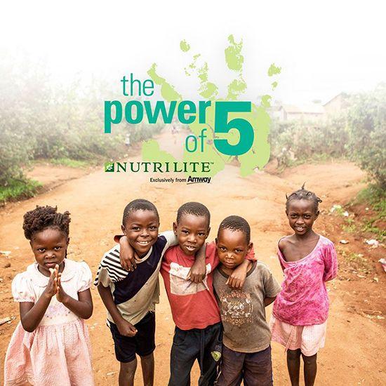 Power of 5 – Worldwide Engagement Platform