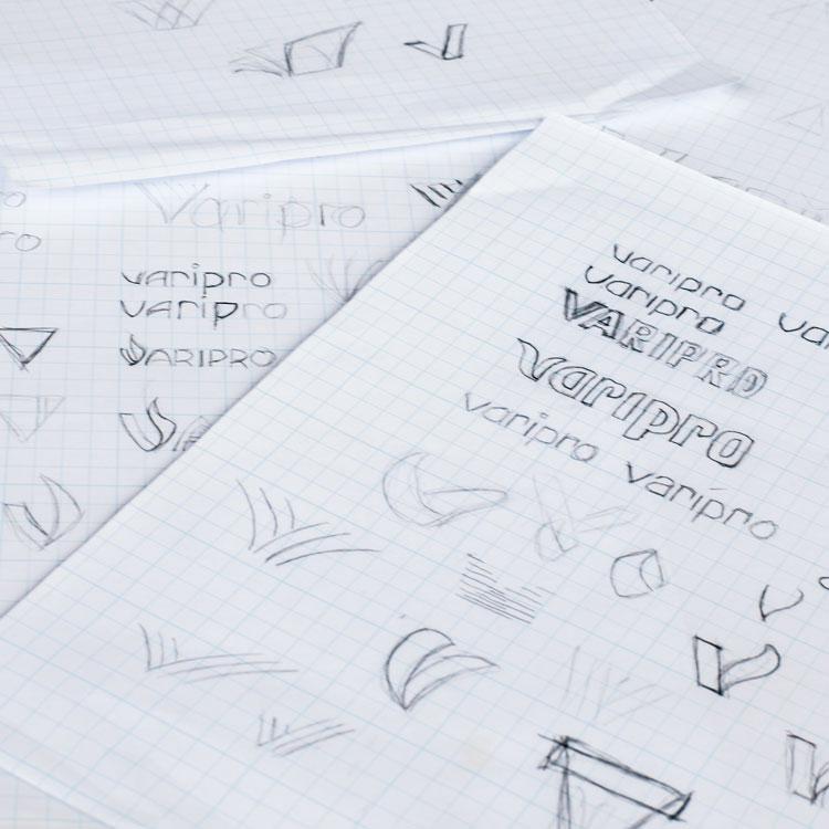 Varipro identity sketches