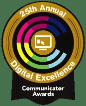 communicator award badge