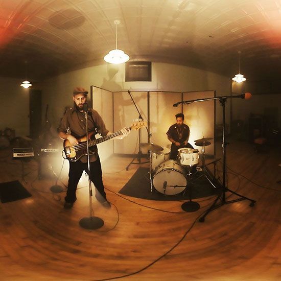 In the Eye of the Storm – Vox Vidorra 360° Music Video