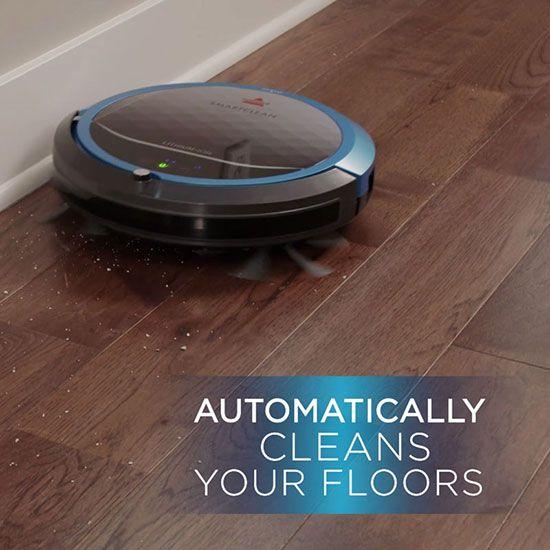 SmartClean Robot Video – Bissell