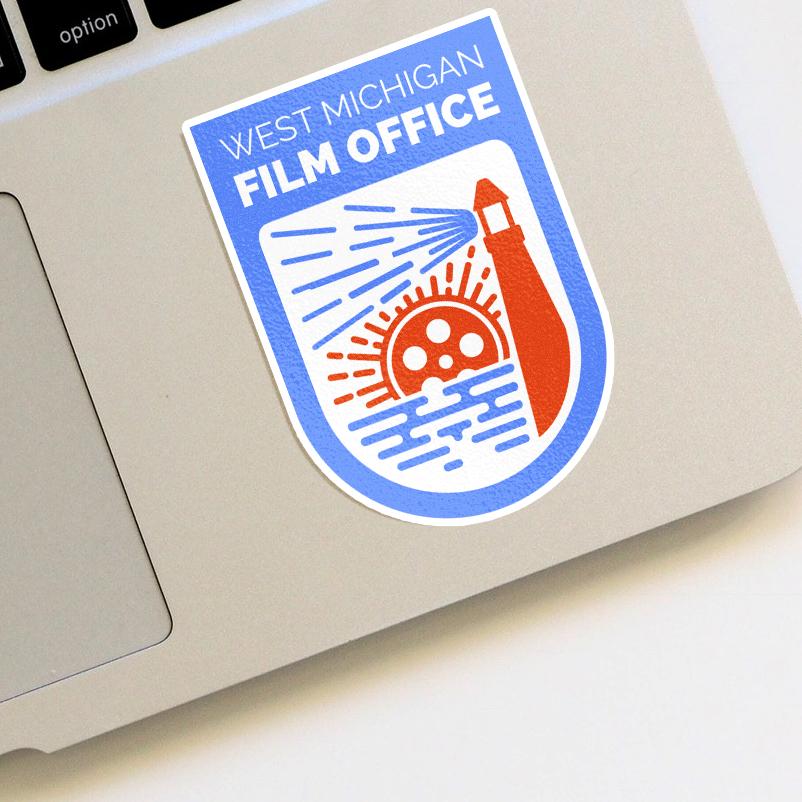 Logo Rebrand – West Michigan Film Office