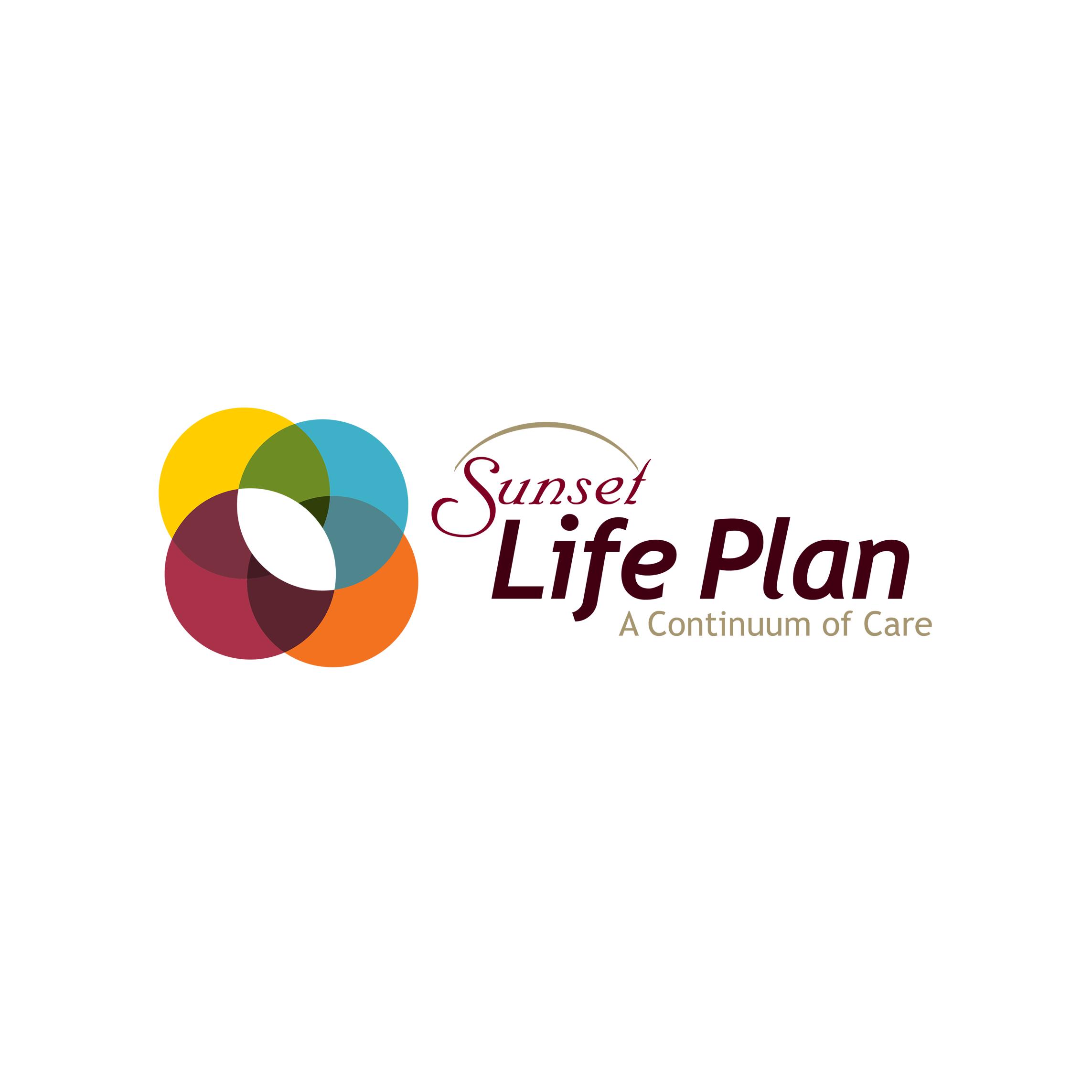 Sunset Communities Life Plan Logo
