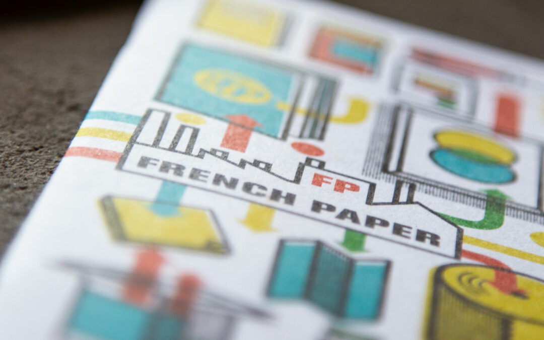 How Paper Stays on the Cutting Edge: French Paper