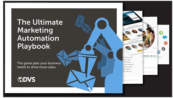 Marketing Automation Playbook Image