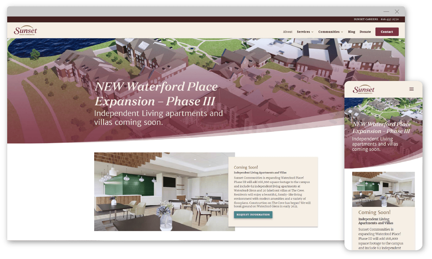 waterford place expansion