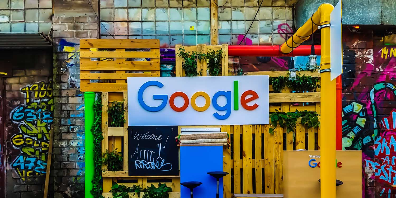 google ads sharing banner